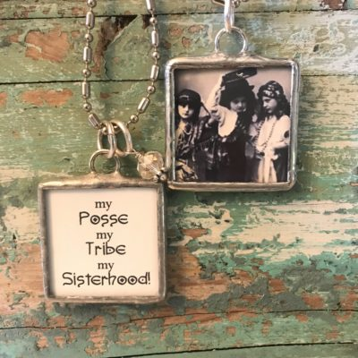 friendship, friends, BFF, posse, tribe, sisterhood, jewelry